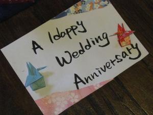 Anniversary Greeting